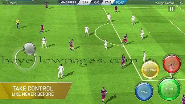 Game game sepakbola online dan offline Terbaik