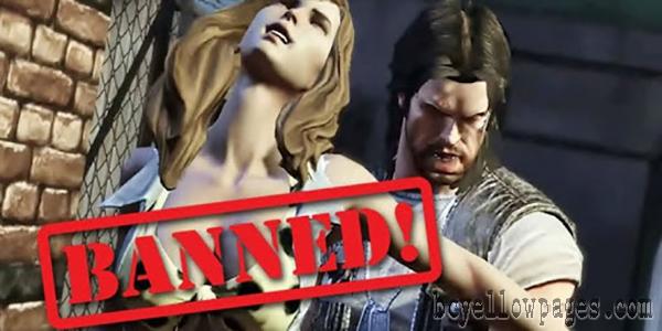 Game yang Dilarang di Beberapa Negara